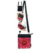 Cross Body Bag Haute Pink Dahlia