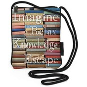 Slim Shoulder Bag Book Binding