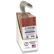 Aromatic Cedar Hang Ups 2pk