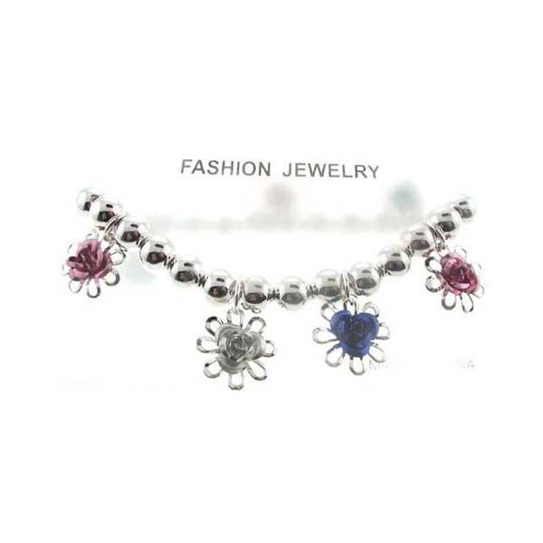Flower CHARM Bracelet (684526)