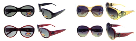 Women's POLARIZED SUNGLASSES - Assorted [1940884]