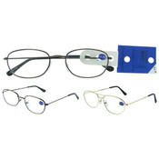 1.75 Power Metal Frame Reading Glasses