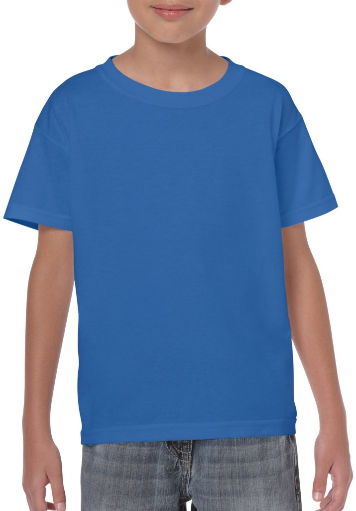 Wholesale Irregular Youth Gildan T Shirt Style 5000