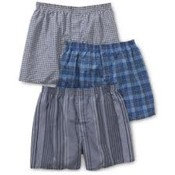 Men's Boxer Shorts - Large