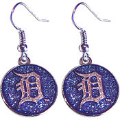 MLB Detroit Tigers Logo Earring Set