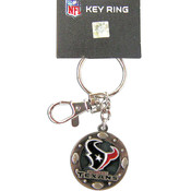NFL Houston Texans Impact Keychain