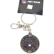 NFL New York Giants Impact Keychain