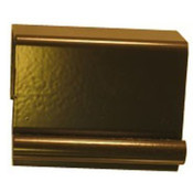 Small Bar Finger Pull Cabinet Hardware- Oil Bronze