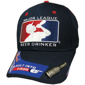 Baseball Hat - Major League Drinker