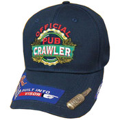 Baseball Hat - Official Pub Crawler