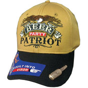 Baseball Hat - Beer Party Patriot