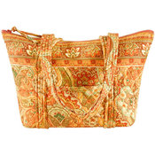 Small Tote Bag Zip Tangiers