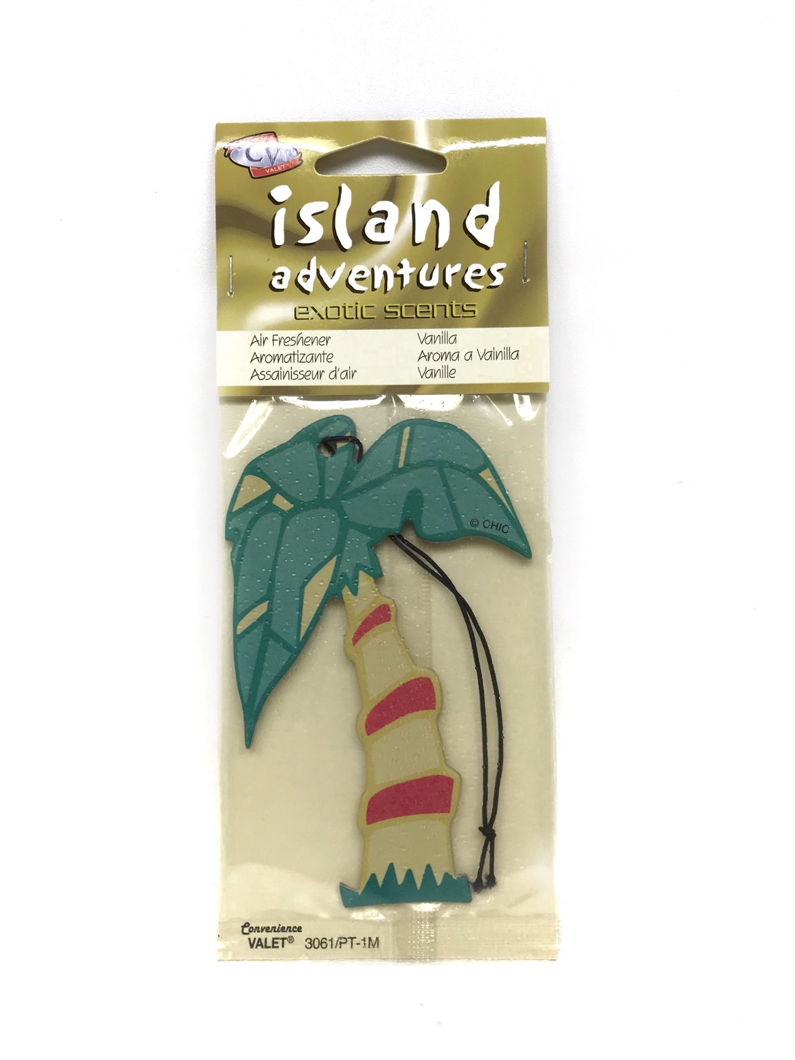 Wholesale Convenience Valet Island Adventures Air Freshener (SKU ...