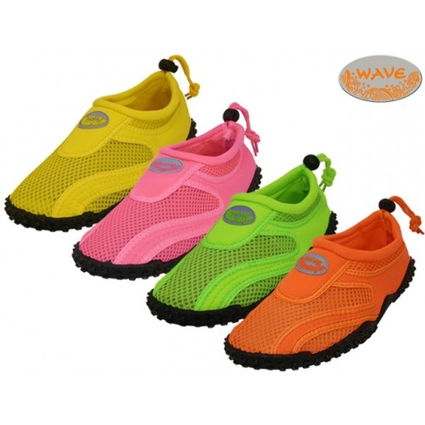 Women's Neon Color Wave Water SHOES - Size 6-11 [2316023]