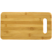 "7.5 x 14"" Bamboo Cutting Board"