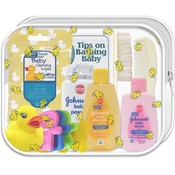 Johnson &amp;amp; Johnson Baby Travel Bag