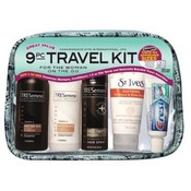 9 piece Tresemme Hair Care Bag