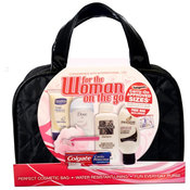 Women's Deluxe Brown Croc Pantene Bag