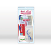 Quick 'n' Fresh Mini Woman's Travel Kit