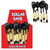 6 Asst Kitchen Utensils Wholesale Bulk