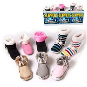 Fashion Fleece Boots Assorted Generic Assortment