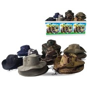 Floppy Hats Assorted Several Camo And Plain Colors