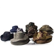 Assorted Camoflague Floppy Hat