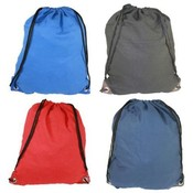 String Backpack Asst Colors