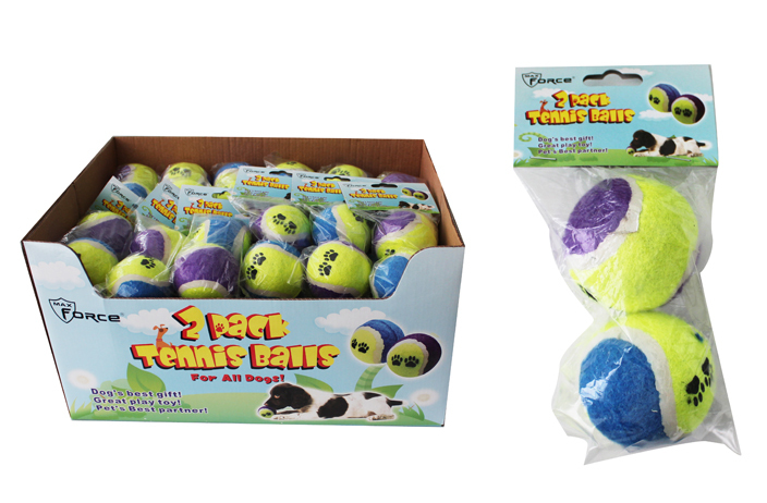 Dog Toy TENNIS BALLS - 2 Pack [1980804]