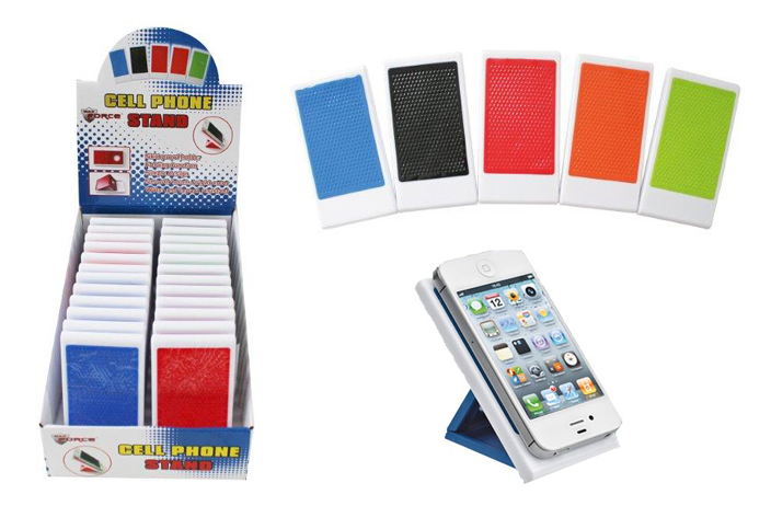 Folding CELL PHONE Stand - Assorted Colors [1981466]