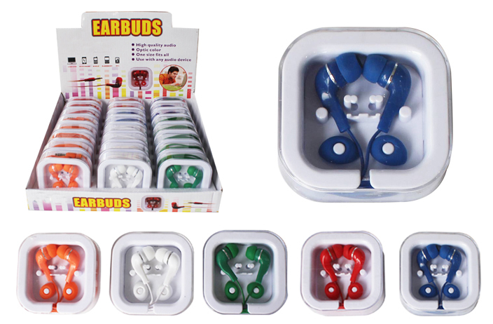 Premium Earbuds - Assorted Colors [1981470]
