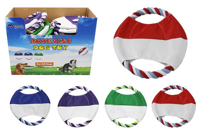 Dog TOYS - Rope Disk [1226720]