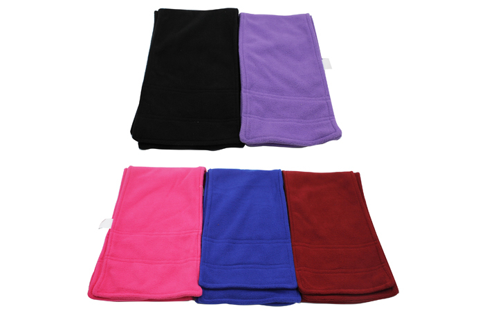 wholesale polar fleece scarf sku 2125434 dollardays
