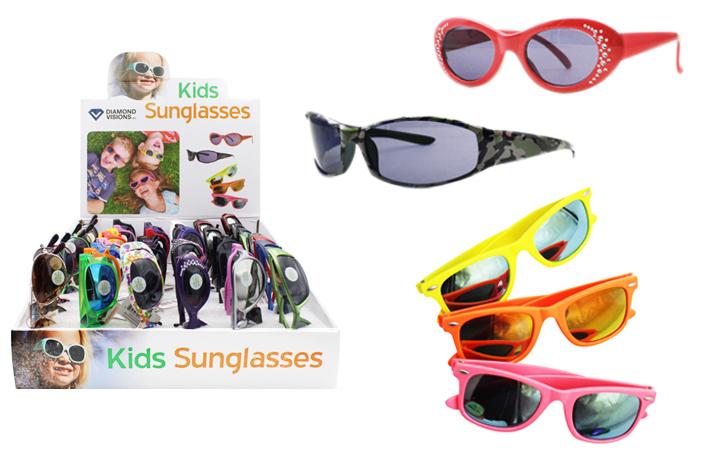 Kids Assorted SUNGLASSES [2128637]