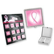 Breast Cancer Awareness Pill Box