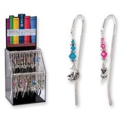 Crystals & Dangles Designer Bookmarks