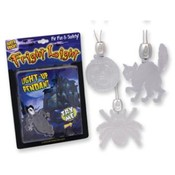 Fright Light - Light-up Halloween Pendant Wholesale Bulk