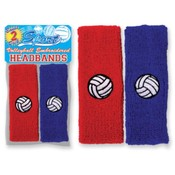 Vollyball Pride 2 Pack Headbands