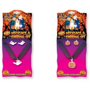 Terror Town - Kids Necklace/Earring Set Wholesale Bulk
