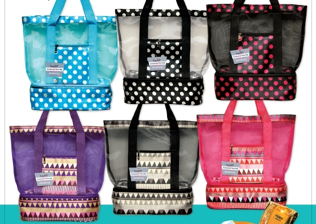 Wholesale Tempamate Insulated Tote Bag Sku 2131374