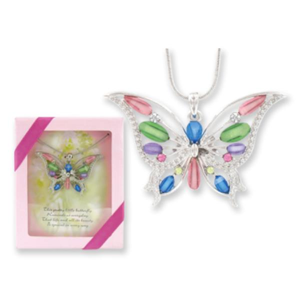 Magnificent Monarch Butterfly PENDANT (674924)