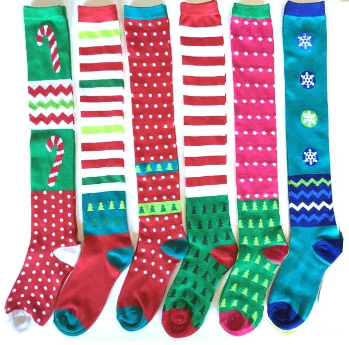 CHRISTMAS Knee High Socks (1980997)
