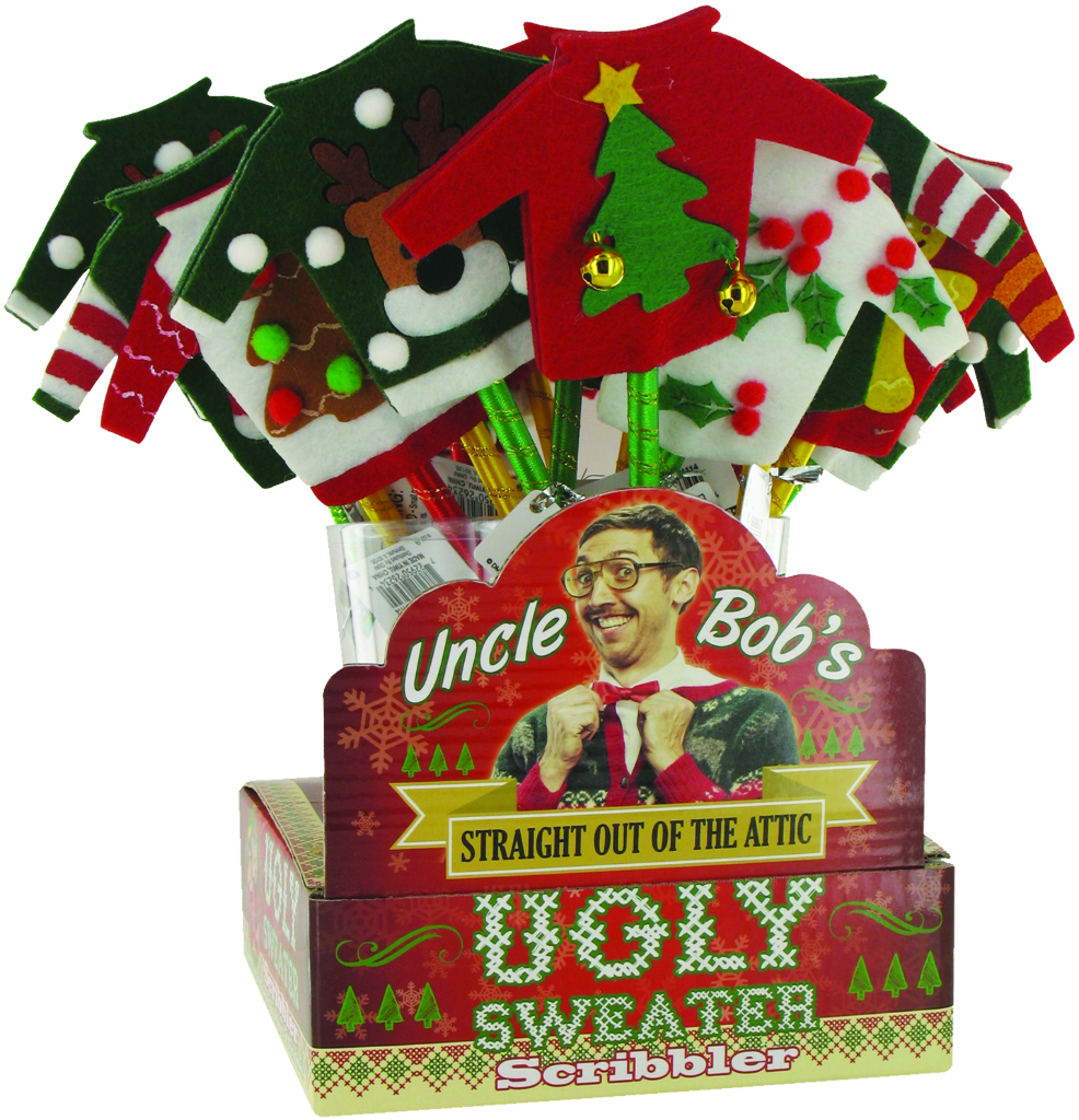 Uncle Bob's Ugly SWEATER Pen (1894442)