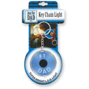 Just for Dad Key Chain Light