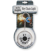 Just for Grandpa Key Chain Light