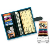 Metro-Cheque Wallet/Checkbook Carrier