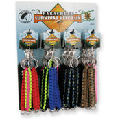 Survival Parachute Key chain