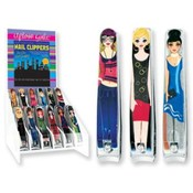 Uptown Girlz Metal Nail Clipper