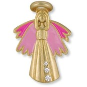 Wings and Wishes Angel For My Granddaughter Pins