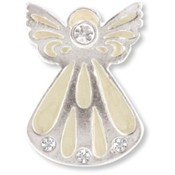 Wings and Wishes Guardian Angel Pins